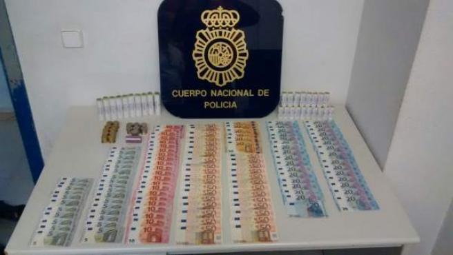 Botín recaudado policía nacional marbella feria equipo fútbol
