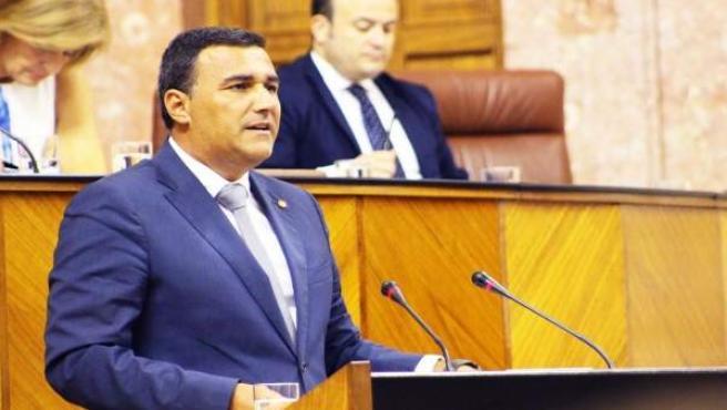 Carlos hernández white parlamento andalucía ciudadanos cs