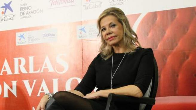 La periodista Mari Cruz Soriano.