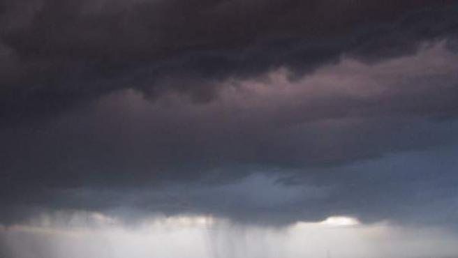 Previsión de tormentas para el interior.