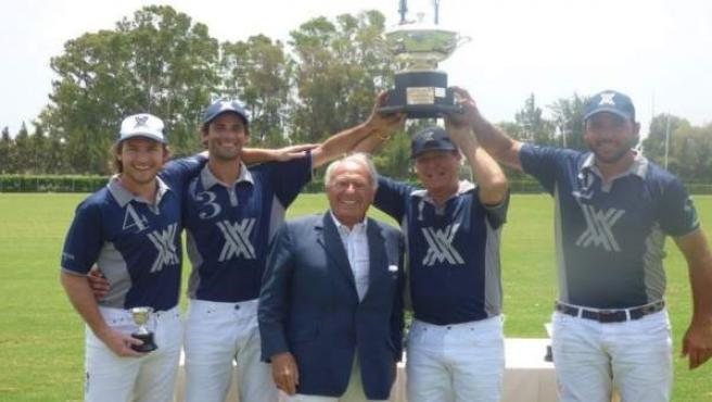 Ayala Polo Team se proclama vencedor de la II Copa Patrick G. Hermès
