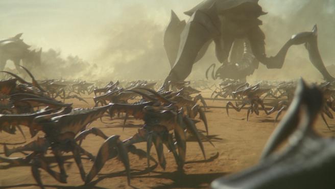 La nueva 'Starship Troopers' estará en los cines durante un solo día