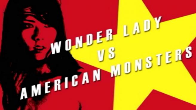 'Wonder Lady vs American Monsters': la amazona contra Predator y Terminator