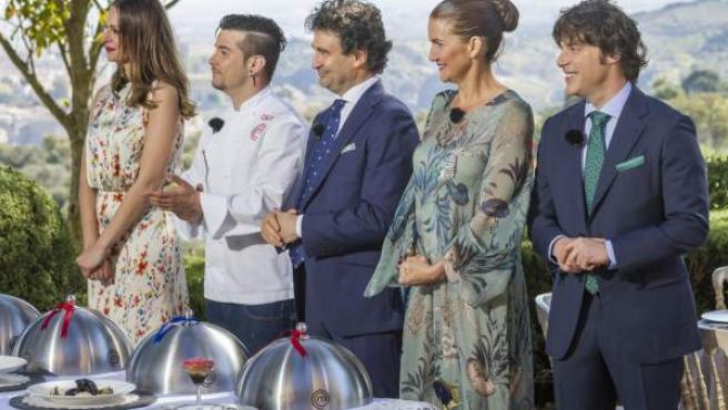 Una imagen del programa 'MasterChef 5', en su semifinal.
