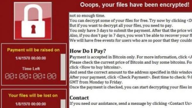 La NSA conocía la vulnerabilidad de Windows que tiene en jaque a medio mundo.
