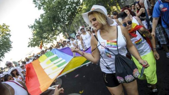 Madrid cuenta con cientos de actividades en torno al World Pride.