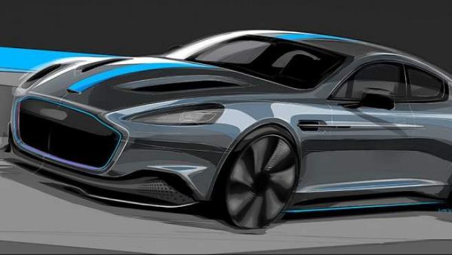 Para el nuevo RapidE, Aston Martin contará con la colaboración de Williams Advanced Engineering.