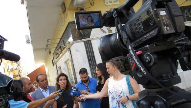 Juan cassá beatriz gonzáles ciudadanos cs limasa málaga ayuntamiento