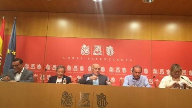 José Cholvi presenta informe sobre violencia de género
