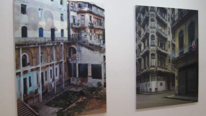 Muestra de Ángel Marcos en el Museo de Arte Contemporáneo de Gas Natural