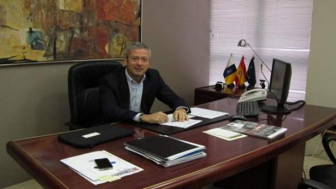 Agustín Manrique de Lara y Benítez de Lugo