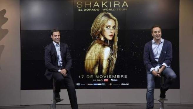 Concierto de Shakira en el BEC