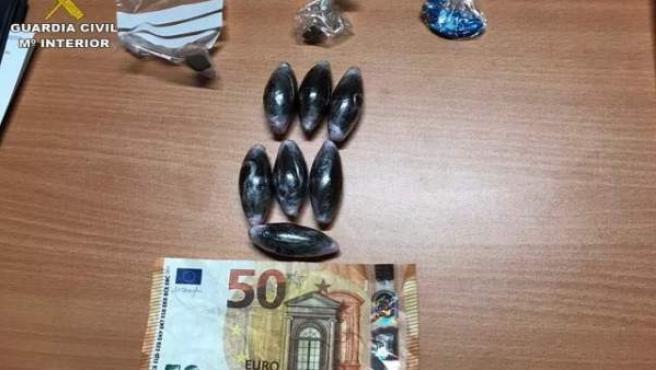 Remitiendo Np Opc Huelva 'La Guardia Civil Ha Detenido A Una Persona Que Ocultab