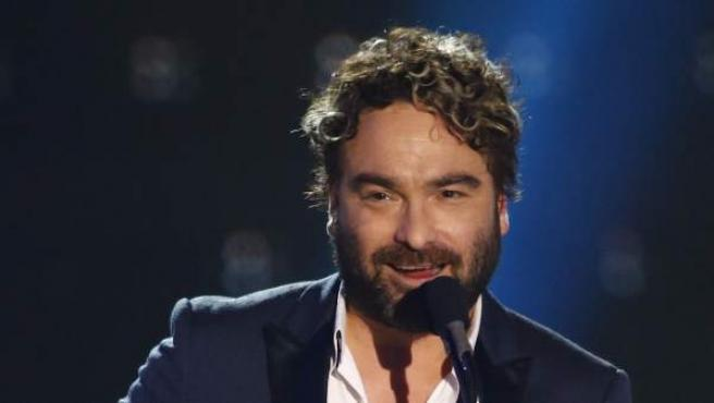 Johnny Galecki en los CMT Music Awards 2017.