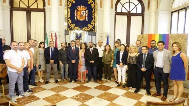 Entrega de premios Andalucía Diversidad