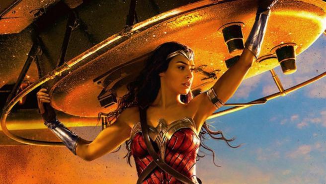 'Wonder Woman' ya es la película más taquillera de DC en Estados Unidos