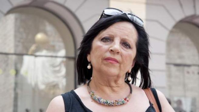 Pilar Abel, la vecina de Figueres que presentó una demanda para ser reconocida como hija del artista Salvador Dalí.