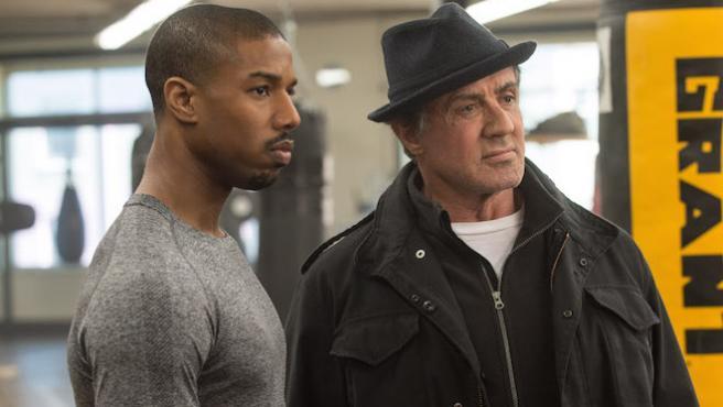 Sylvester Stallone tiene una gran idea para 'Creed 2'
