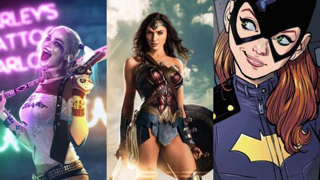 Las mujeres van a salvar el Universo DC