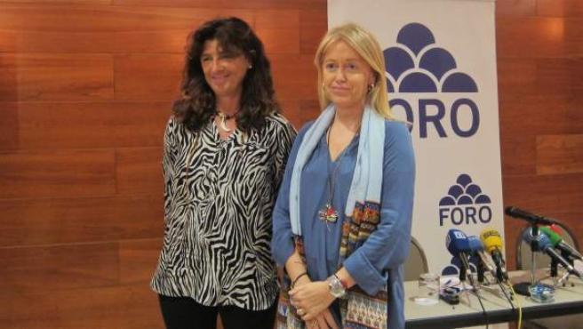 Carolina Morilla Y Cristina Coto