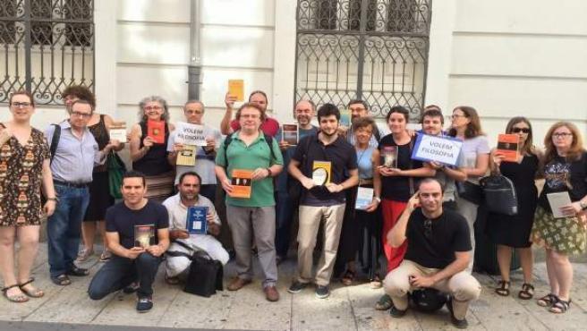 Estañ critica que Educación retrase el mandato de Corts para blindar Filosofía