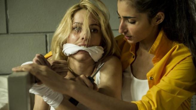 Una imagen de la serie 'Vis a vis'.
