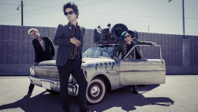 El trío californiano Green Day es una de las grandes bazas del Mad Cool Festival 2017.