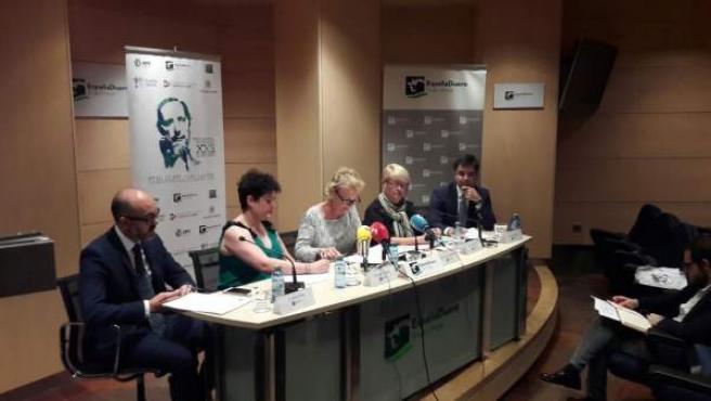 Valladolid. EspañaDuero vuelve a patrocinar los premios de la APV
