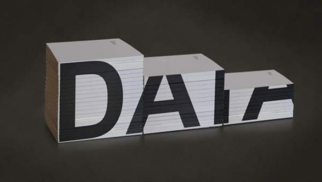 Clara Boj y Diego Díaz. Data biography, 2017. Cortesía de los artistas