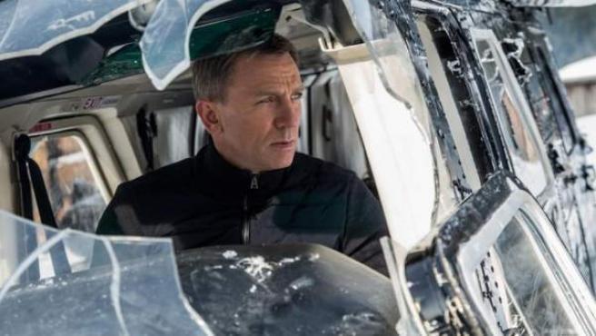 Daniel Craig en una escena de 'Spectre'.