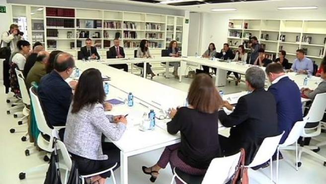 Reunión del Consejo de Dirección de Gogora