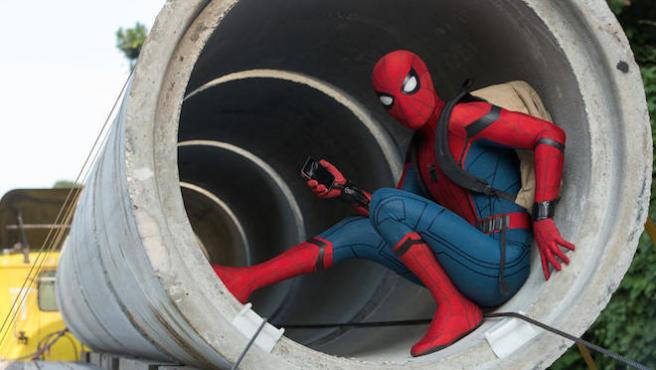 'Spider-Man: Homecoming' lidera la taquilla de EE UU en su primer fin de semana de estreno