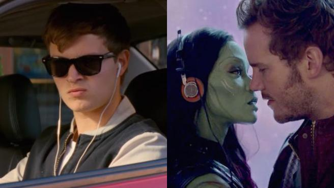 'Baby Driver' o 'Guardianes de la galaxia Vol. 2': ¿cuál es la banda sonora del verano?