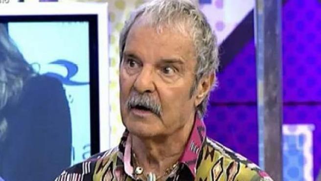El periodista Jesús Mariñas.