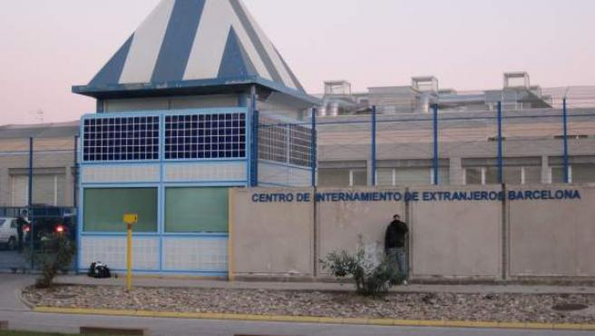 Imagen del CIE de Zona Franca en Barcelona.