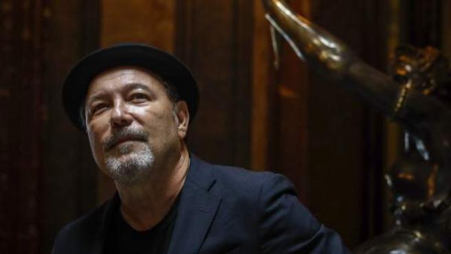 El músico y actor Rubén Blades se despide de las salsa con su gira Caminando, adiós y gracias