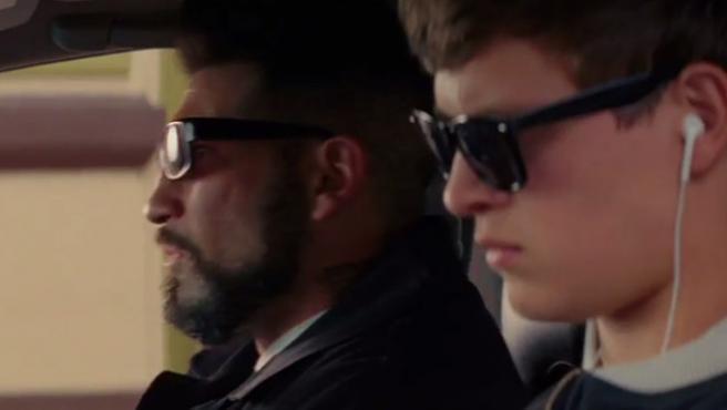 ¿Quieres ver la primera secuencia de 'Baby Driver'?
