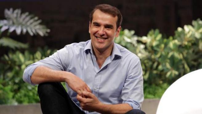 El actor Luis Merlo.