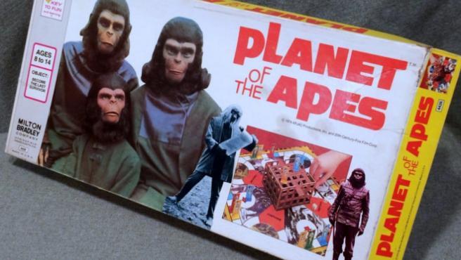 Descubre el merchandising más loco de 'El Planeta de los Simios'