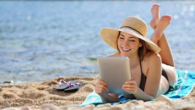 Se puede utilizar el móvil para compartir los megas con otros dispositivos.