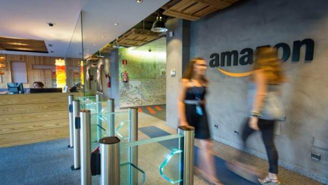 Amazon oficines