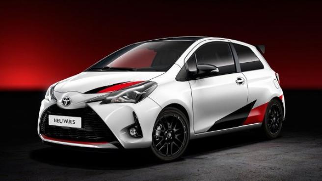 El Toyota Yaris GRMN será una alternativa a modelos como el el Ford Fiesta ST, el Opel Corsa OPC o el Renault Clio R.S.