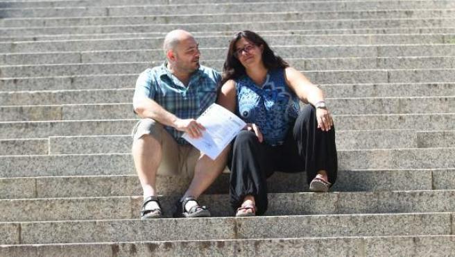 Abraham y Susana, de 43 y 38 años, han decidido abandonar su proceso de adopción tras el cierre de Etiopía, el país donde tenían abierto expediente.