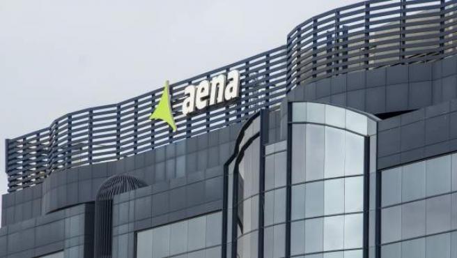 Edificio de Servicios Centrales de AENA en la calle Peonías de Madrid.