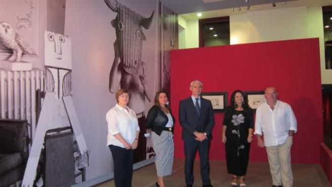 La Tauromaquia de Picasso se podrá visitar en Museo Goya hasta el 29 de octubre