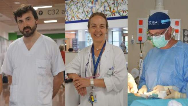 Investigadores del Hospital de Manises