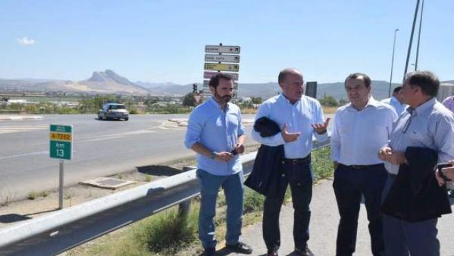 Manuel Barón Carmona Ruiz Espejo Y Fernandez España