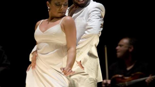 Rafael Amargo suite flamenco