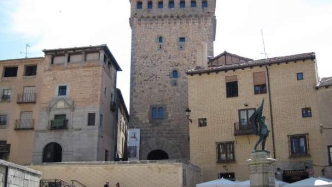 Segovia.- Torreón de Lozoya