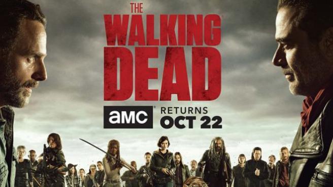 Así es el tráiler de la nueva temporada de 'The Walking Dead'